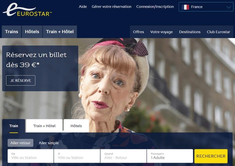 Eurostar Numerotelephone