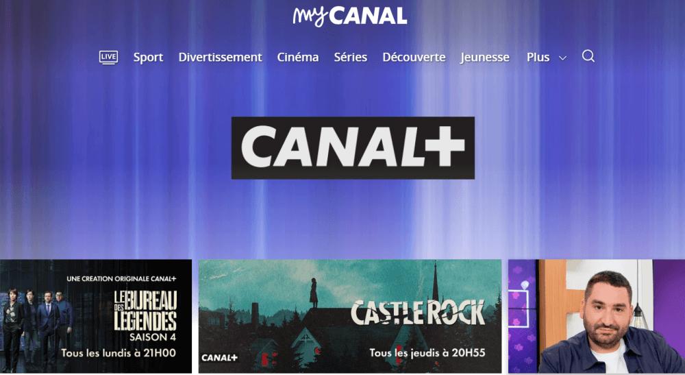 Canal Plus Service Client