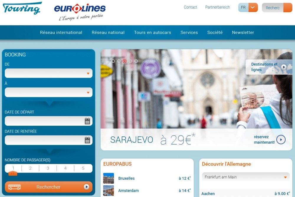 Eurolines Contracter Service Client