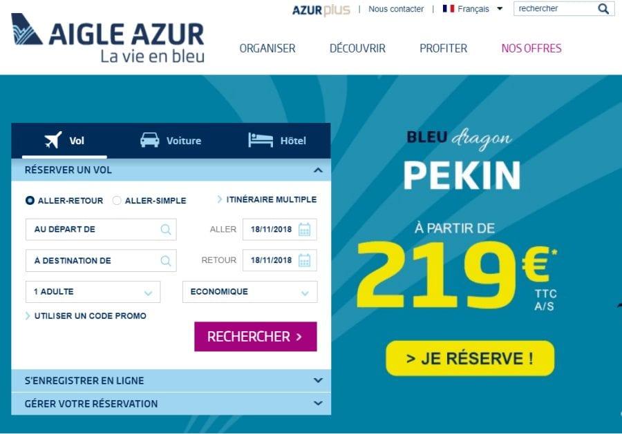 Service Client Aigle Azur