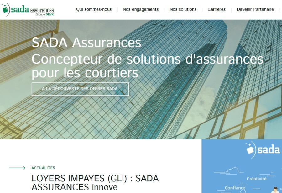 Service client SADA Assurances
