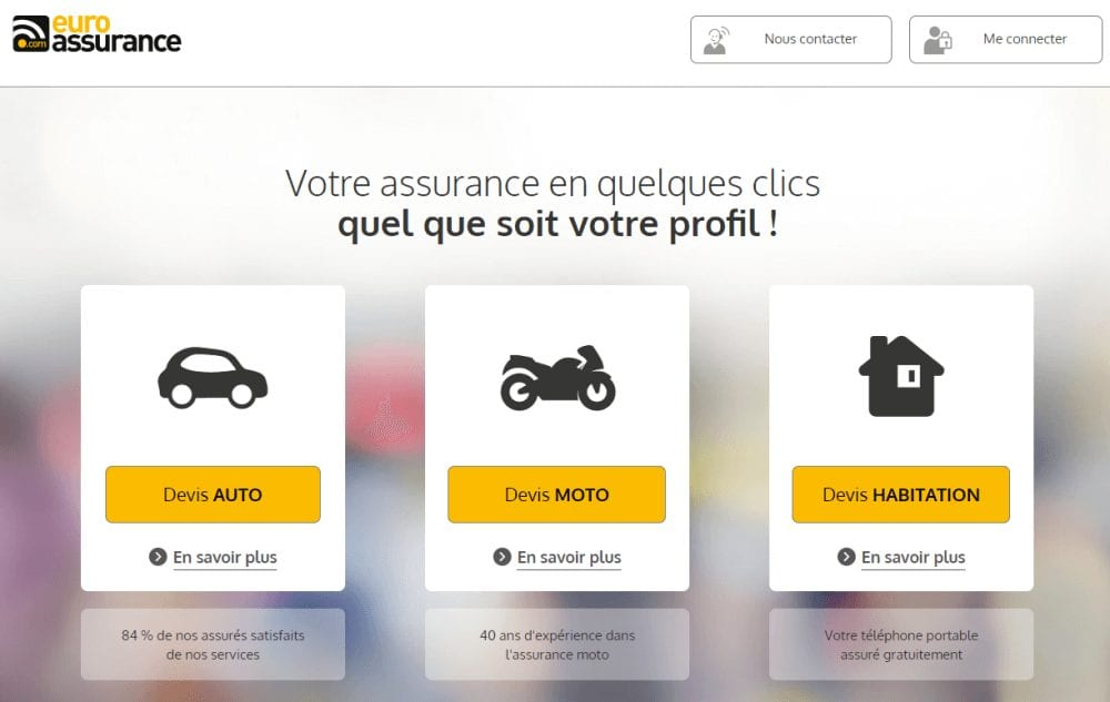 Euro Assurance Contracter Service Client
