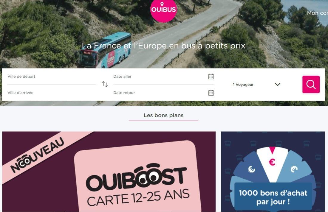 Ouibus Numerotelephone