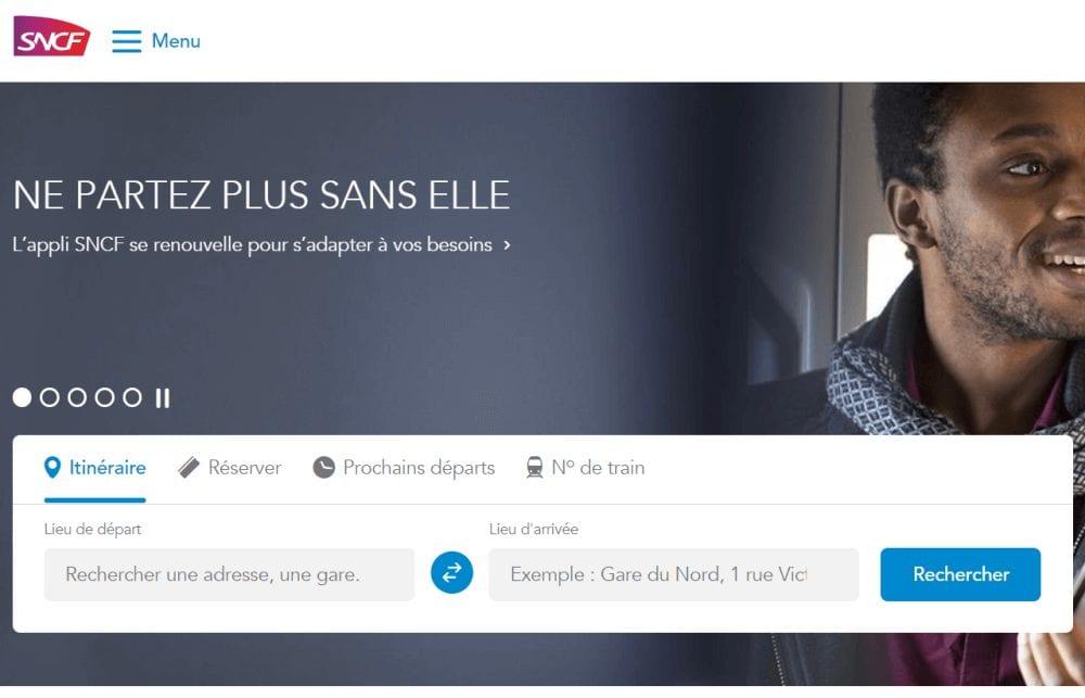SNCF Numerotelephone