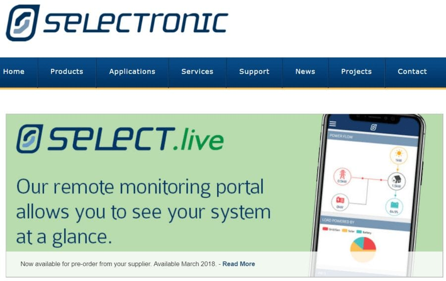 Service Client Selectronic